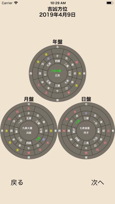 九星方位盤のおすすめ画像4