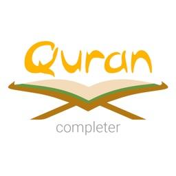 Quran Completer