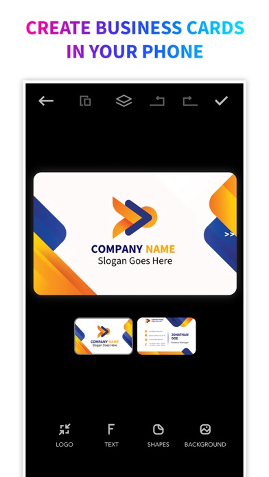 Screen Shot Logo Maker + Logo Creator 4