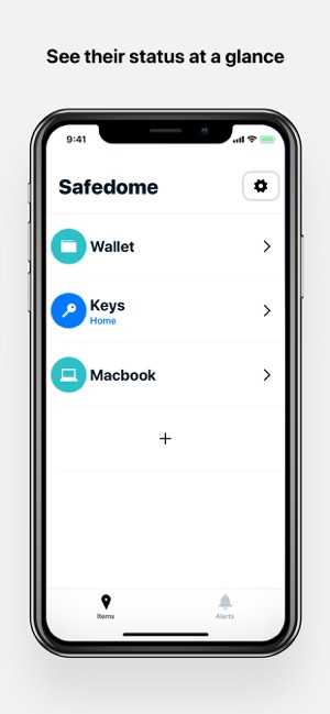 Safedome – Find things fast on the App Store