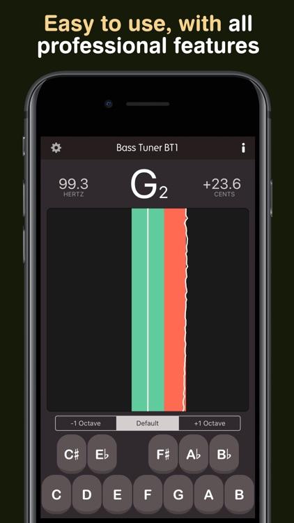Bass Tuner BT1 screenshot-6