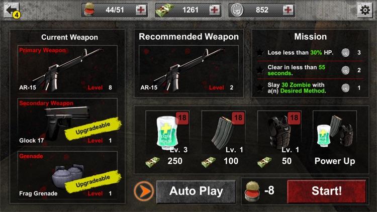 Zombie Hunter Frontier screenshot-5