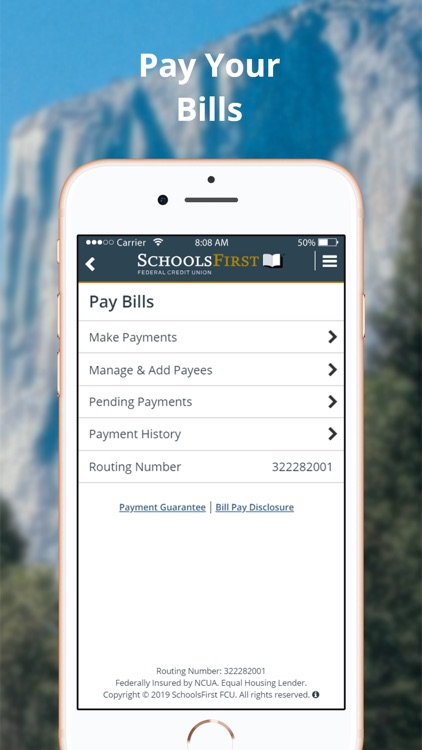 SchoolsFirst FCU Mobile screenshot-4