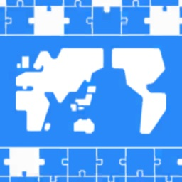Learn World Map Puzzle