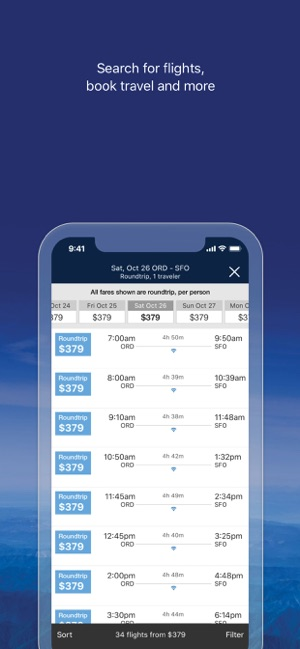 united airlines on the app store rh apps apple com