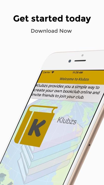 Klubzs screenshot-4