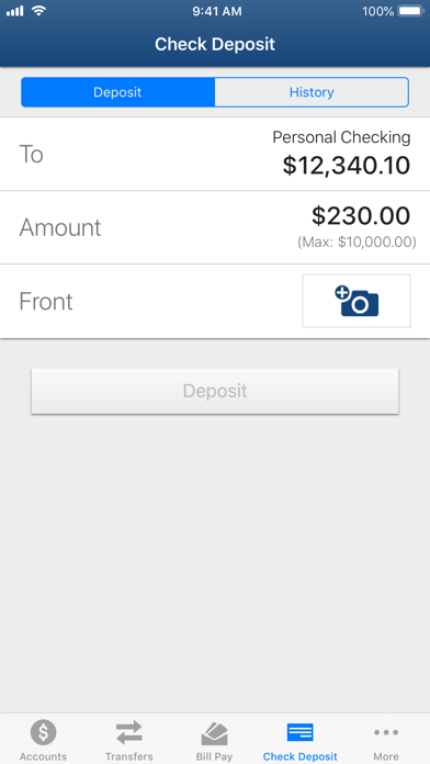 Evansville FCU Mobile BankingScreenshot of 8