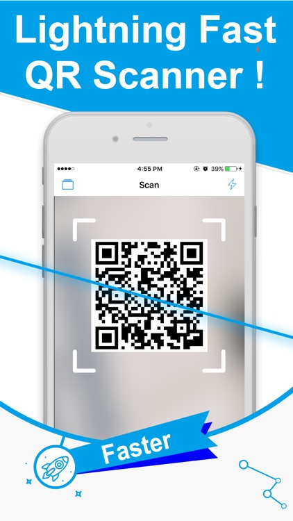 QR Code Reader & QR Scanner! screenshot-1