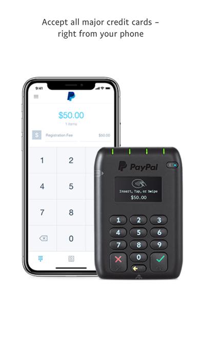 PayPal Here - Point of Sale - Revenue & Download estimates
