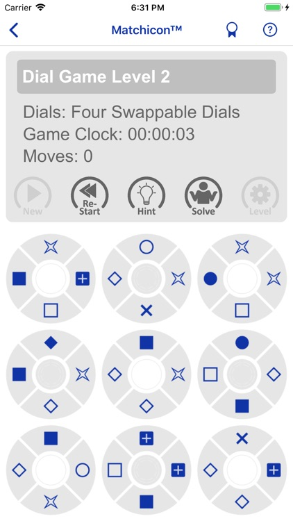 Matchicon: 3 in 1 Puzzle Game