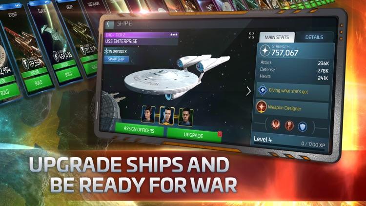 Star Trek Fleet Command screenshot-5