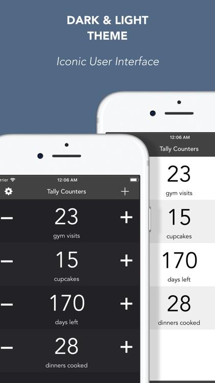 Tally Counters screenshot-5