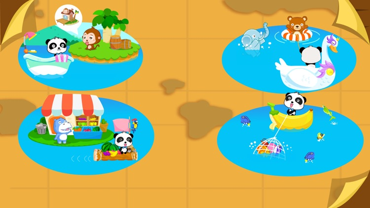 Little Panda Captain screenshot-4
