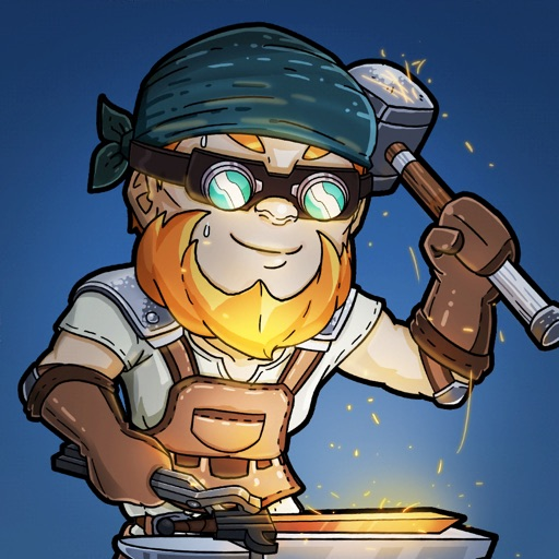 Idle Blades Tycoon