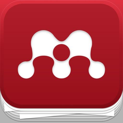 Mendeley (PDF Reader) icon