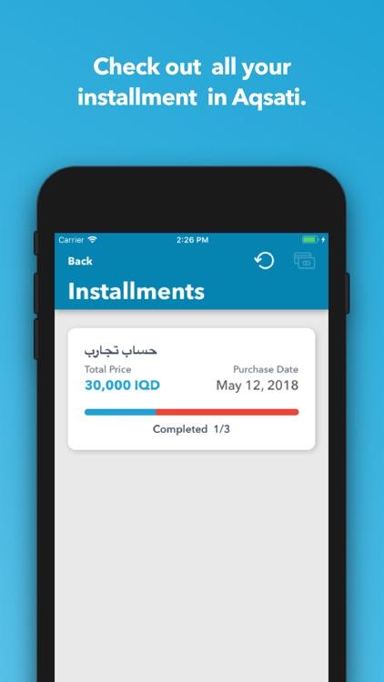 Enjaz Mobile Services screenshot-4