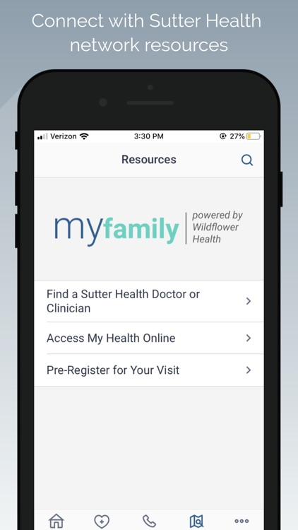 My Family by Sutter Health