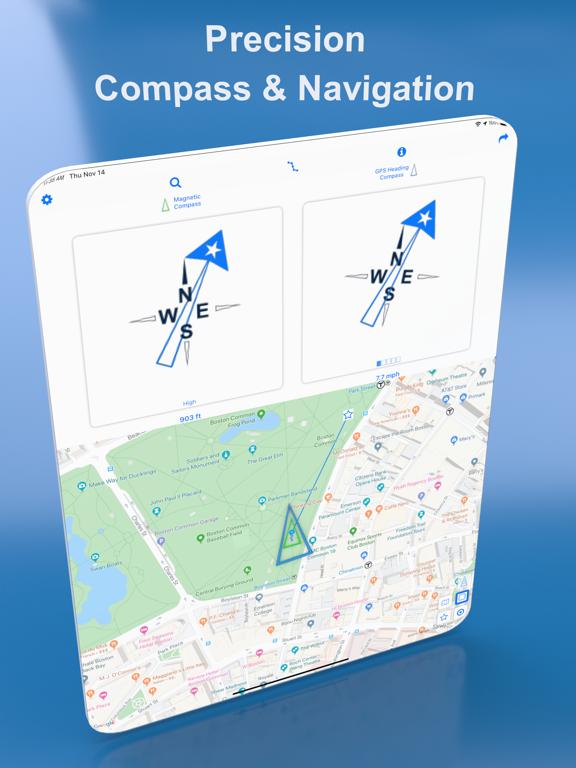 Northern Compass & Navigation Screenshots