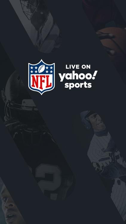 Yahoo Sports: Watch Live NFL screenshot-0