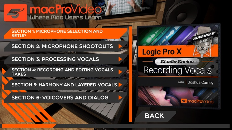 Recording Vocals Course by mPV