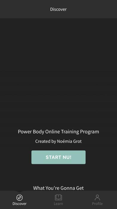 Power Body Training screenshot 2