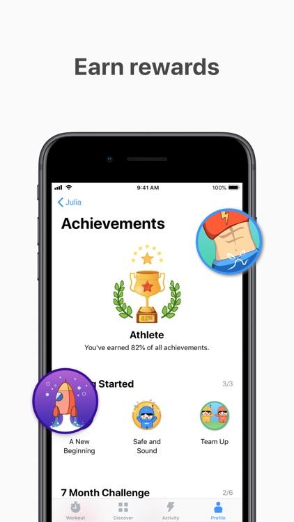 7 Minute Workout - Seven screenshot-6