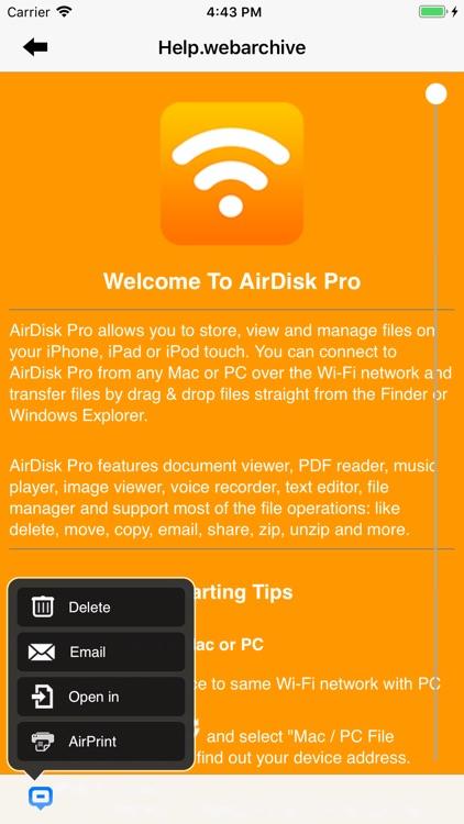 AirDisk Pro screenshot-5