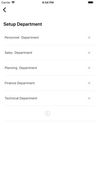 HuiKe Employee Manage screenshot 6