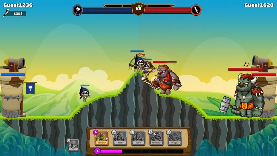 Tribal wars App 截图