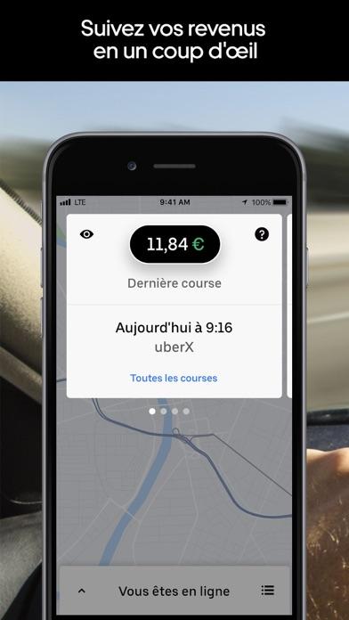 Screenshot #3 pour Uber Driver - pour chauffeurs