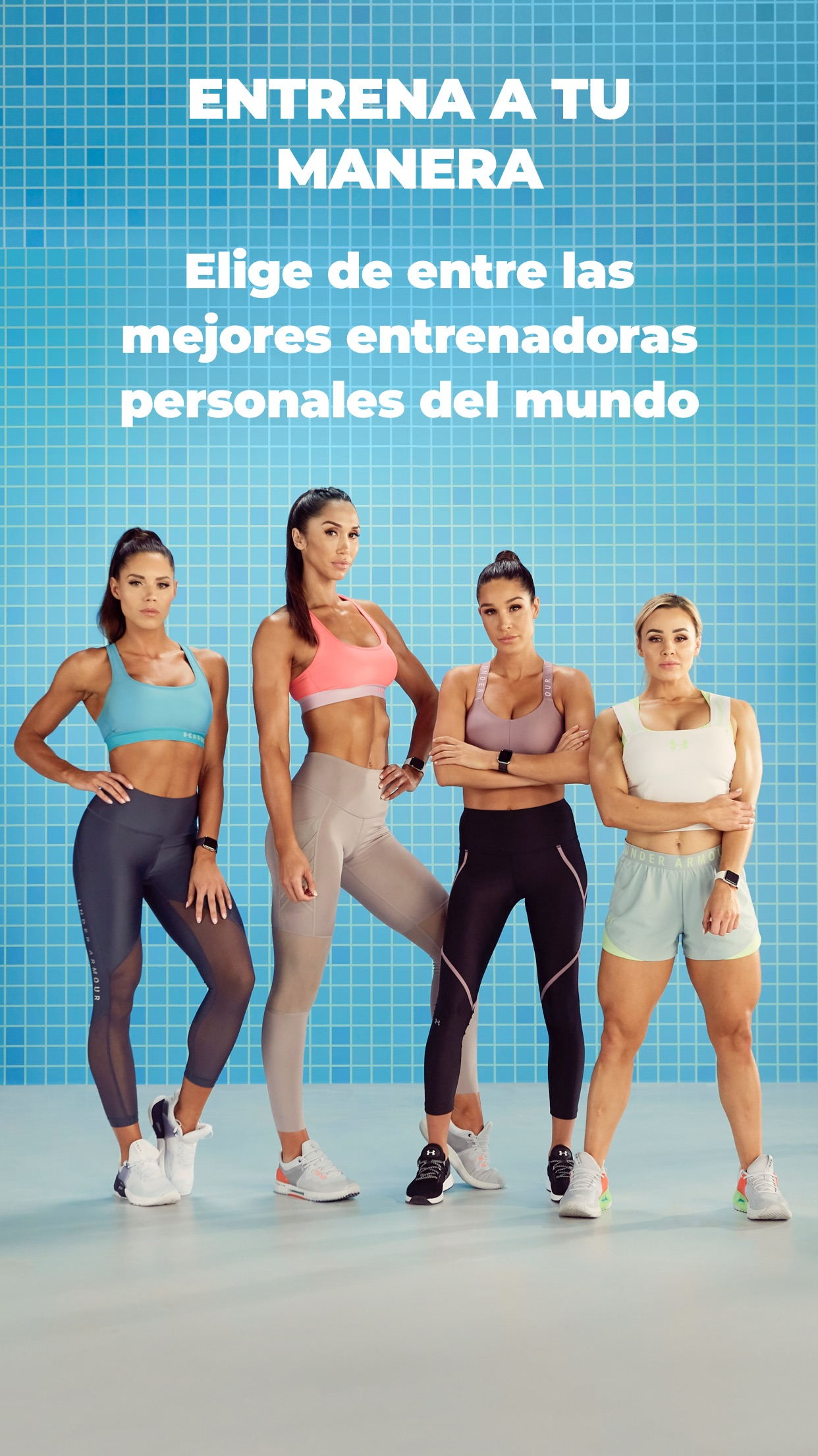 SWEAT: Fitness Kayla Itsines Screenshot
