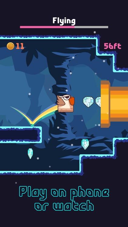 Bird Watch Game: learn to flap screenshot-0