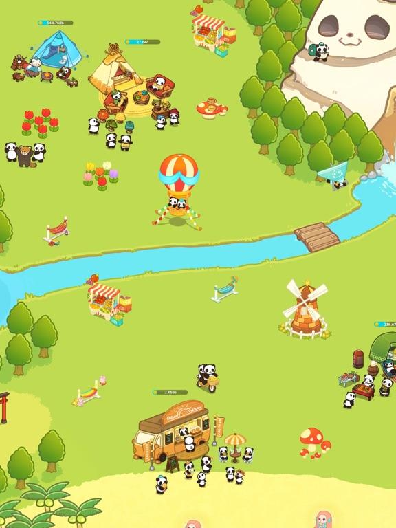 パンダと作ろう!キャンプ島 -Panda Camp-のおすすめ画像1