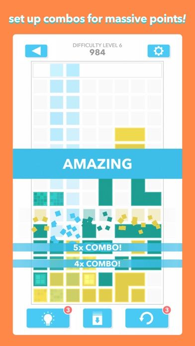 Blocks: Jewel Puzzle Game screenshot 5