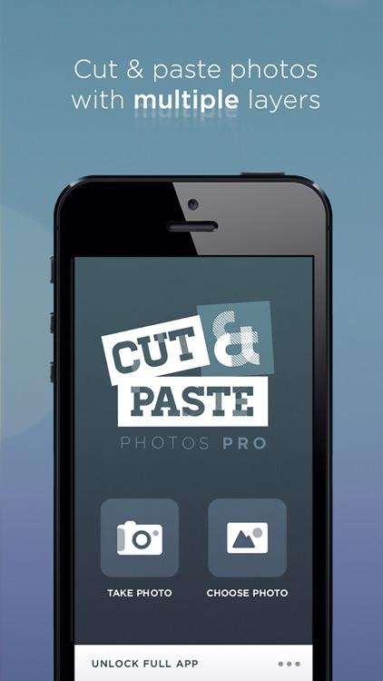 Cut Paste Photos Pro Edit Chop