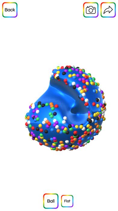 Virtual Slime screenshot 1