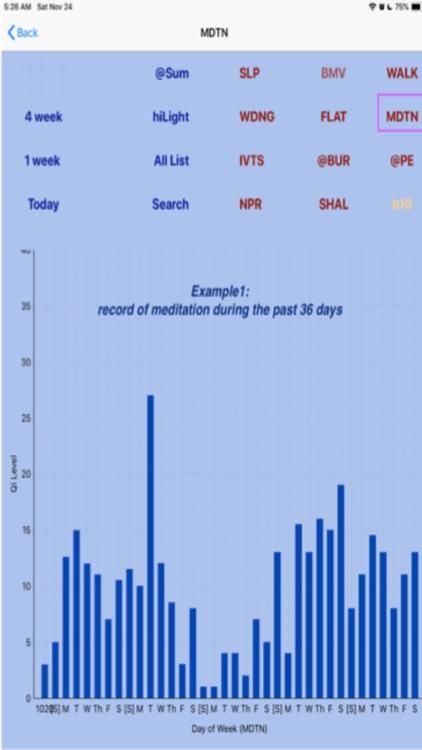 Day Plus Minus Log and Monitor screenshot-3