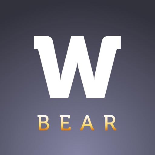 W   Bear : Photos & Videos App