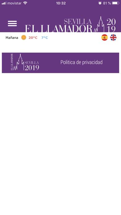 download El Llamador de Sevilla 2019 apps 3