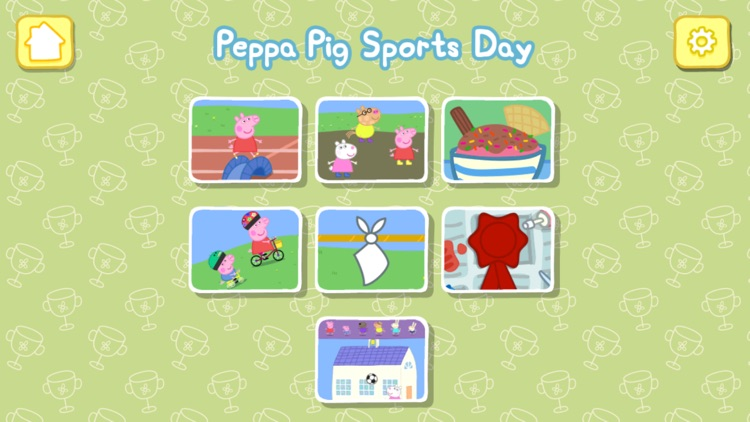 Peppa Pig: Sports Day screenshot-1