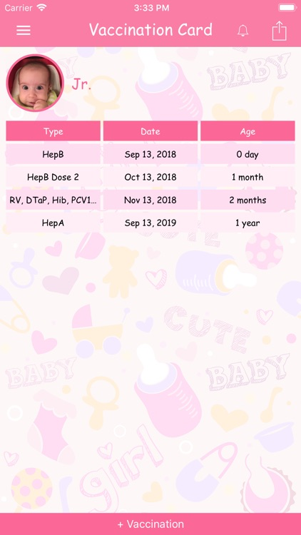 Daily Baby Tracker screenshot-4