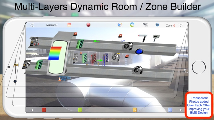 HOS Smart Home BACnet BMS Live screenshot-5