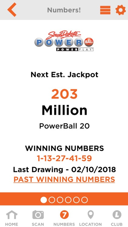 SD Lottery Official App by State of South Dakota