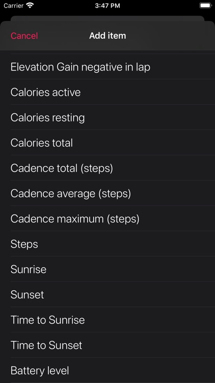 Workout10 - Sport Tracker screenshot-5