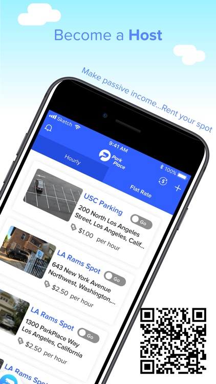 ParkPlace App screenshot-3