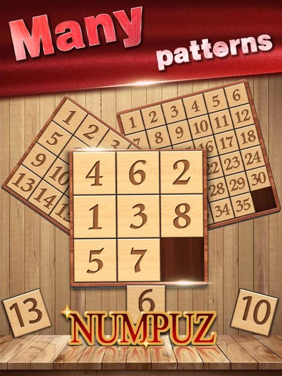 iPad Image of Numpuz:Classic Number Game