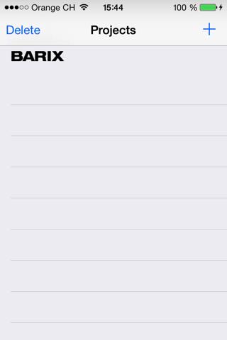 Barix Reflector - náhled