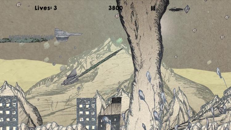 Weltraum Tinte screenshot-4