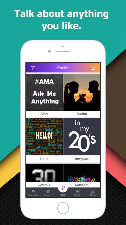 Parlor: The Social Talking App screenshot-3