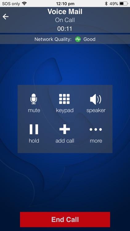 UCme Softphone screenshot-4